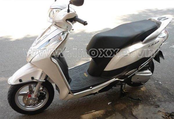 Khung inox lead 125