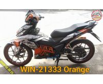 Tem xe Winner WIN-21333 Orange