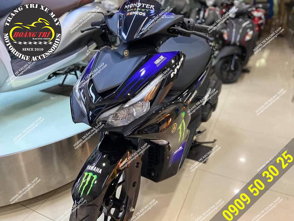 Yamaha NVX 2021 đang là đối thủ đáng chú ý của Airblade 2020