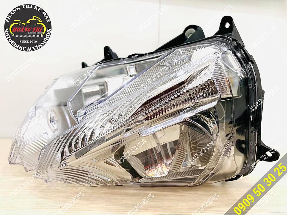 Cụm đèn demi chính hãng bán cùng với cụm đèn pha Exciter 155 chính hãng