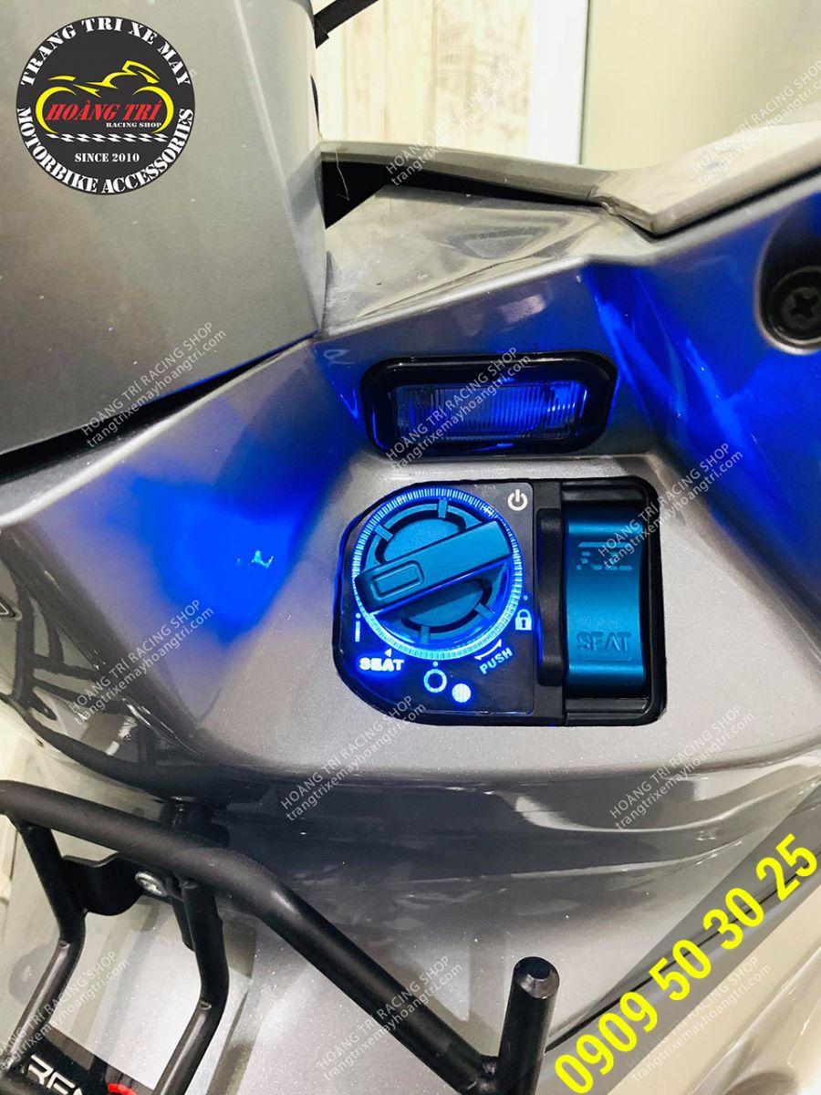 Nâng tầm đẳng cấp cho bộ ổ khóa smartkey chính hãng Honda