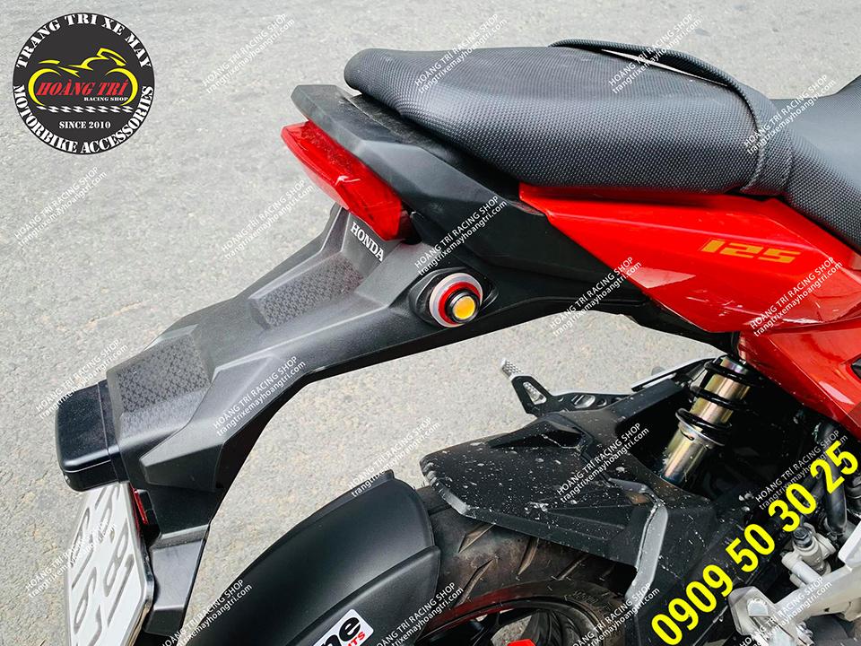 Nhỏ gọn dễ dàng lắp đặt trên Honda MSX