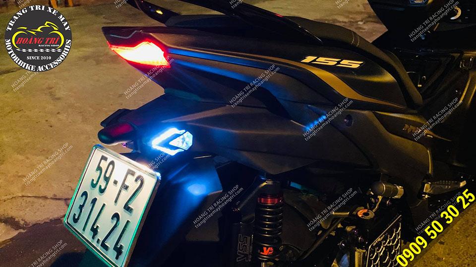 Xi nhan Spirit Beast L23 - xi nhan kim cương được trang bị cho NVX 2021