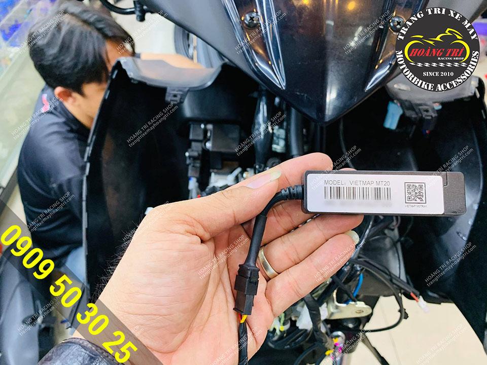 Quý khách hàng có thể tắt / mở xe một cách nhanh chóng ngay trên điện thoại