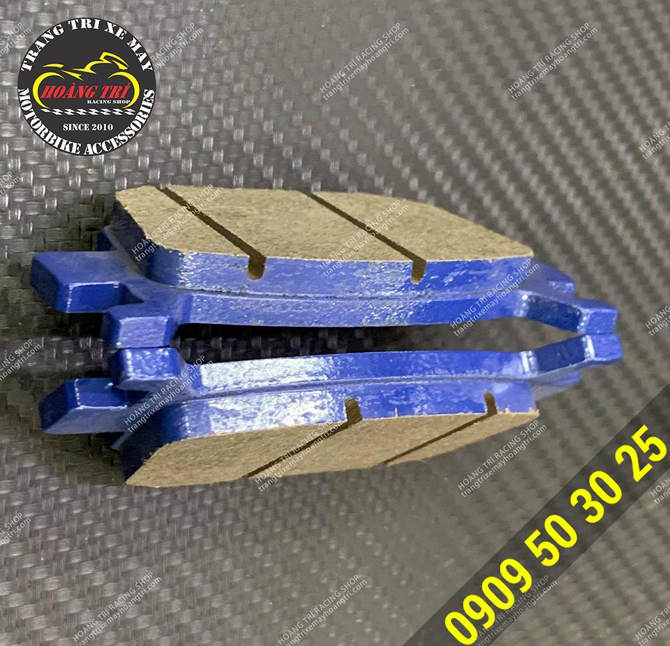 Sau khi unbox sản phẩm có màu xanh dương