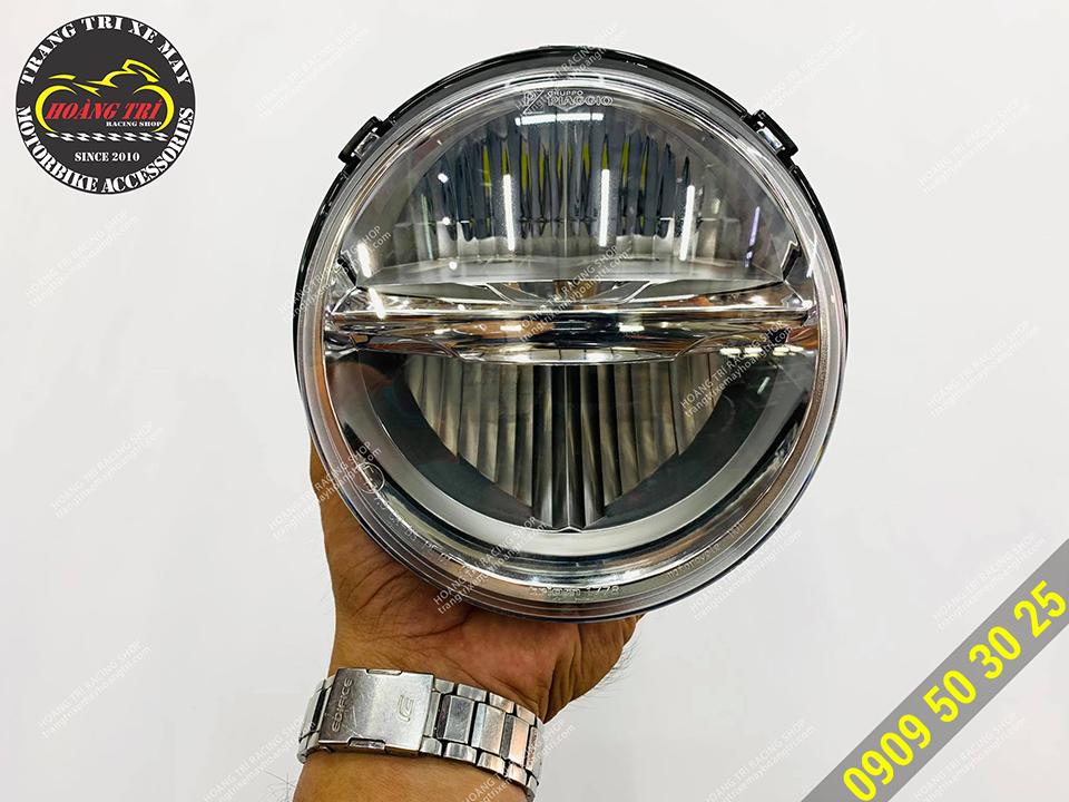 Sản phẩm nâng cấp ánh sáng cho xe Vespa Primavera
