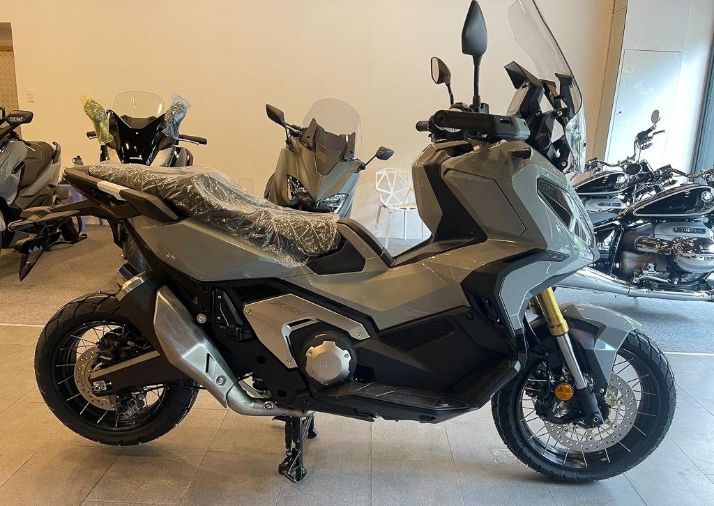 Đây là chiếc X-ADV 750 của Honda về Việt Nam (7/2021)