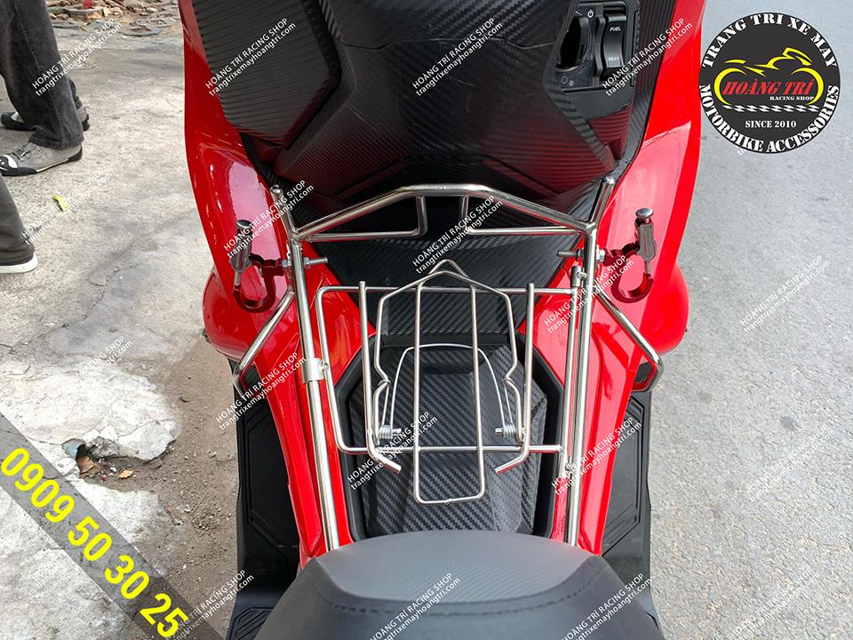 Sản phẩm rất tiện ích và không thể thiếu cho xe ADV 150