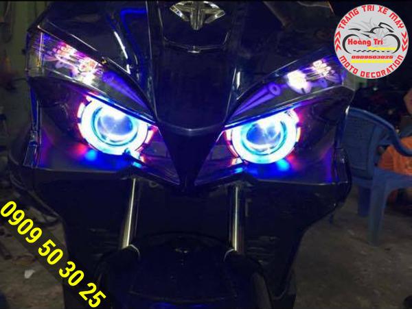 Vẻ đẹp mê hoặc của đèn mắt cú mang lại cho Airblade 2016