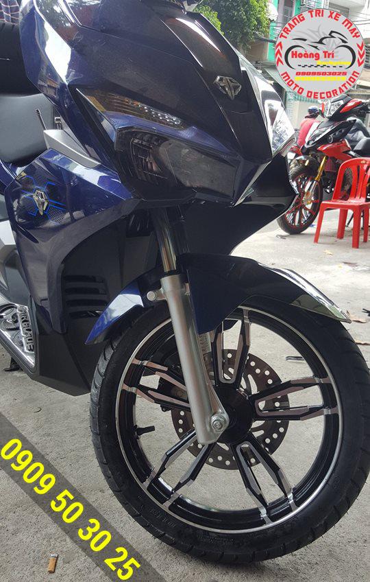 Mâm kuni mẫu mới  nhất tại Hoàng Trí Racing Shop