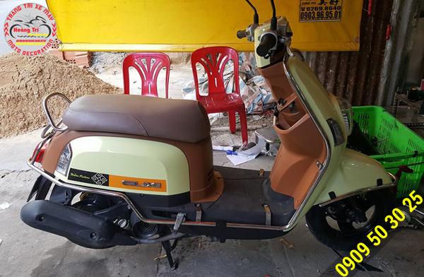 khung bao ve xe yamaha cuxi 2