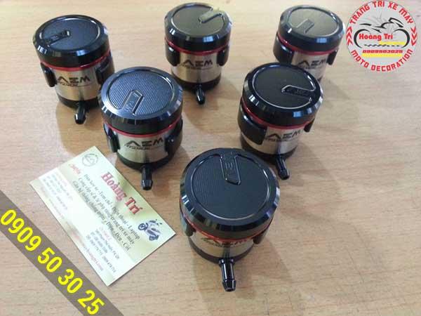 Bình dầu AEM đã có mặt tại Hoàng Trí Racing Shop