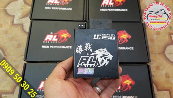 IC Redleo mẫu mới tại Hoàng Trí Racing Shop
