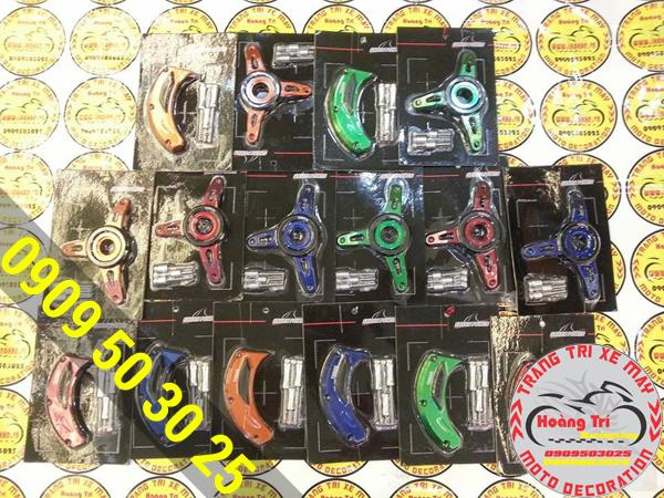 Bảo vệ lốc máy CNC version 3 đầy đủ màu sắc để lựa chọn