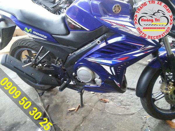 Bảo vệ xế yêu của bạn với chống ngã xe máy