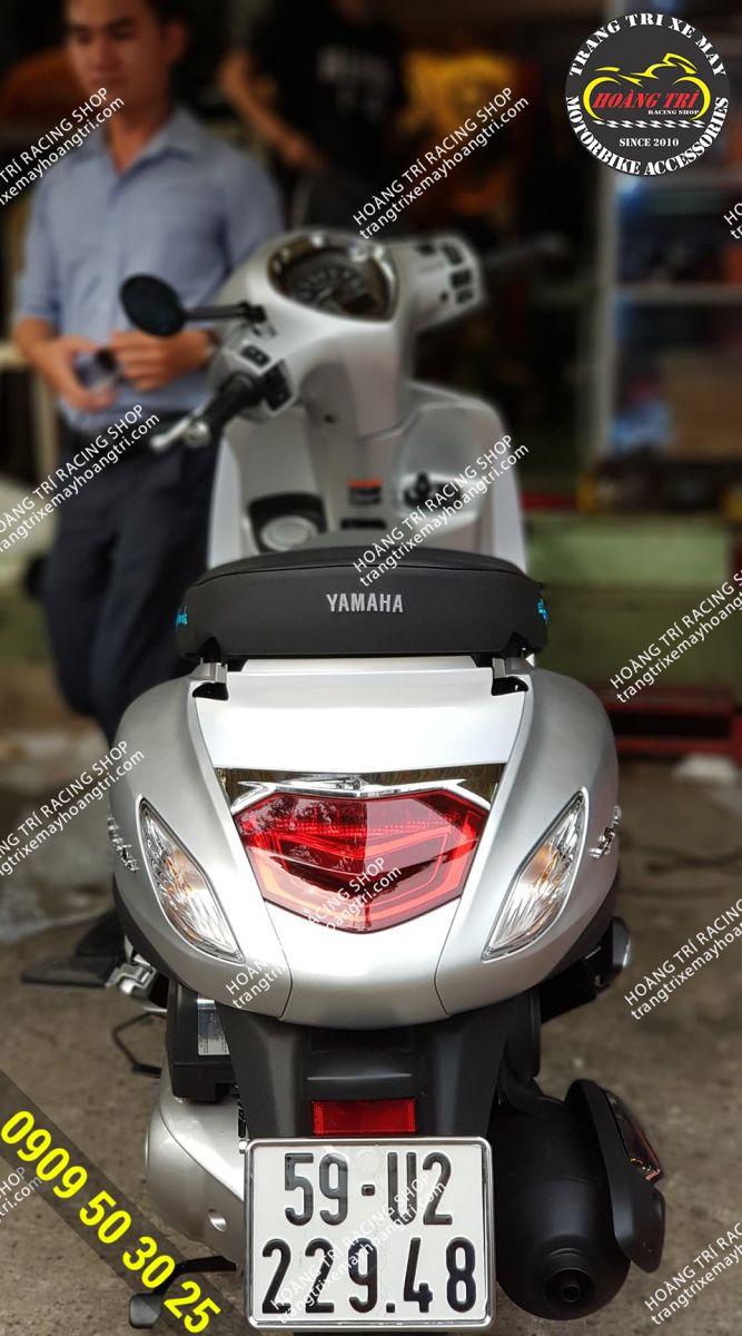 Dàn đuôi phía sau xe sử dụng đèn LED