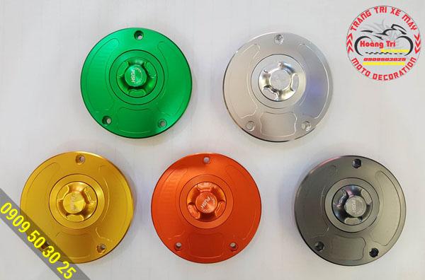 Nắp bình xăng CNC cho MSX nổi bật với nhiều màu sắc