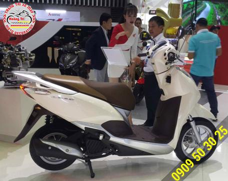 Được đánh giá cao và trang bị Smartkey nổi tiếng của Honda