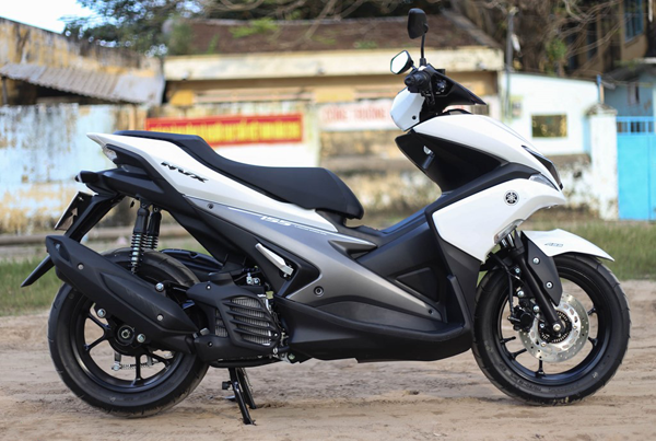 Yamaha NVX 155cc được đánh giá sẽ nổi bật trong năm nay