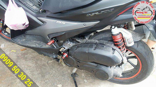 Chống đỗ - chống trầy cho xe máy