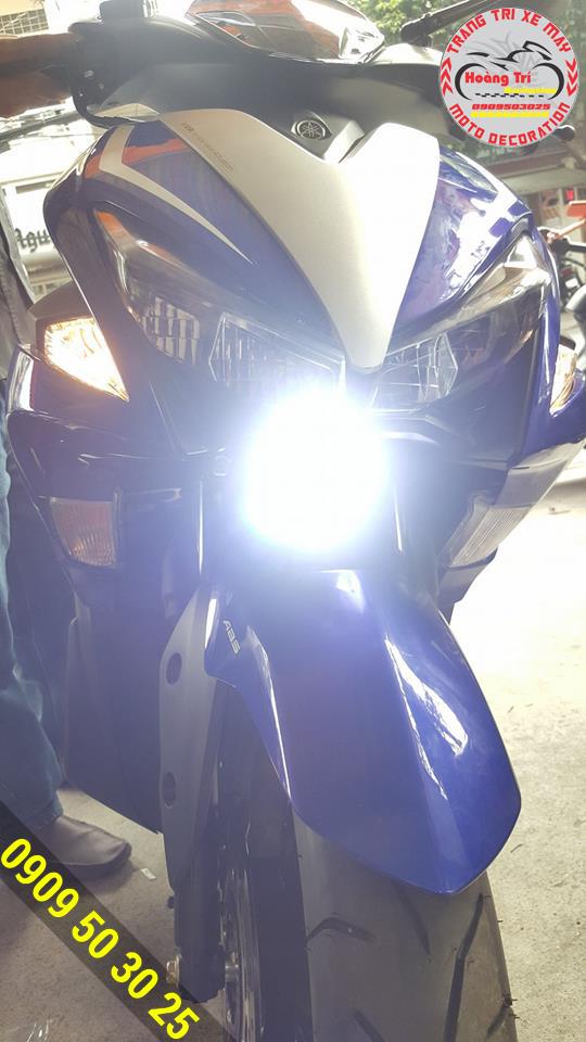 An toàn khi đi đêm với ánh sáng trắng của đèn L4