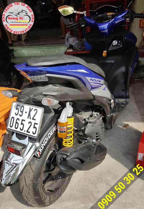 Phuộc Racing Boy bình dầu - món đồ chơi chất lượng và đẹp mắt