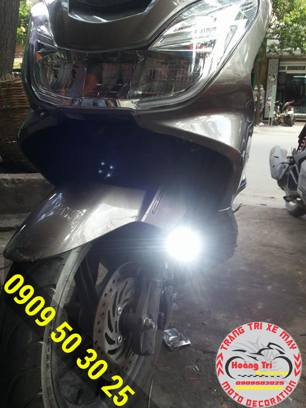 Test độ sáng đèn L4