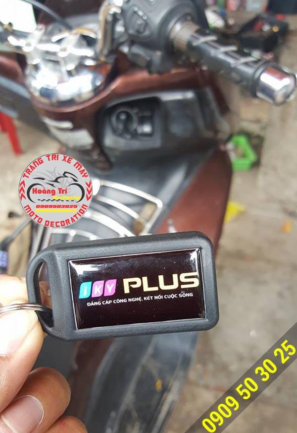 Bộ điều khiển Ikyplus trên PCX