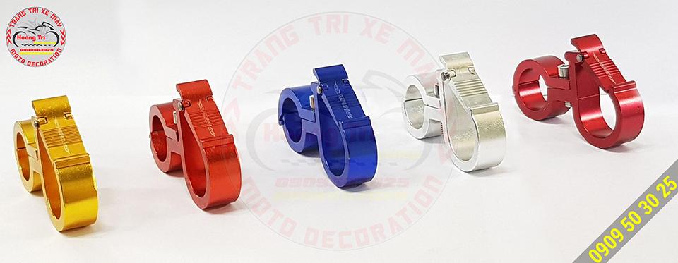 Móc treo đồ ghi đông PCX với nhiều màu sắc khác nhau