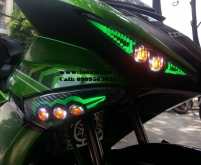 Led audi Exciter 2015
