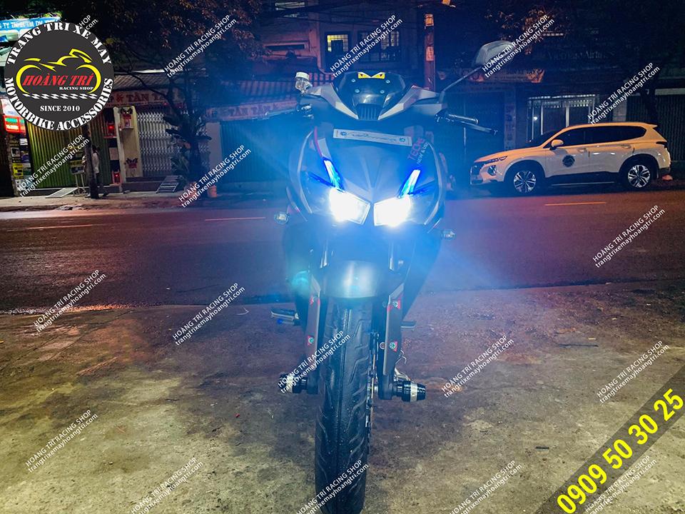 Bi cầu Led X-Light HTR520