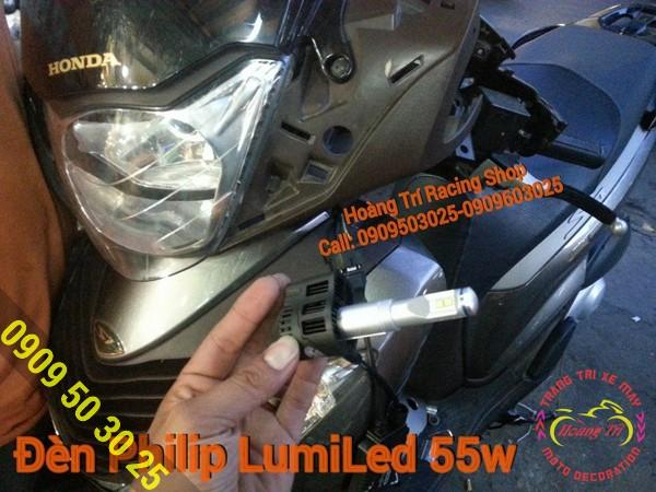 Đ 232 N Philip Lumiled 55w 6000k 5200 Lumens Cho Sh