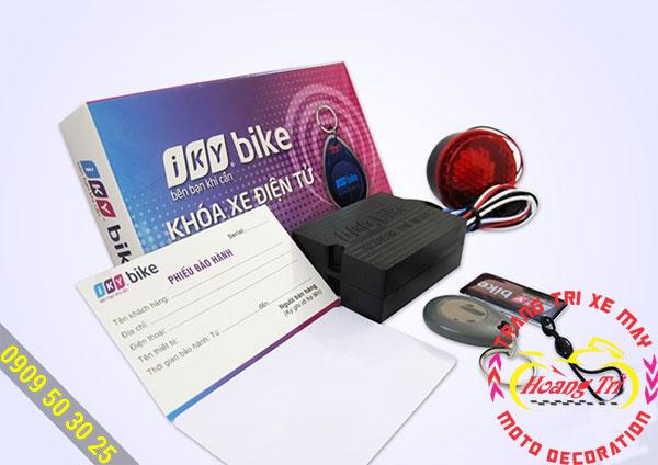 khóa chống trộm thông minh iky Biker 1