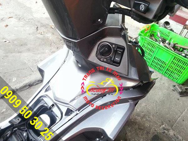 Khóa chống trộm thông minh Smartkey honda 3