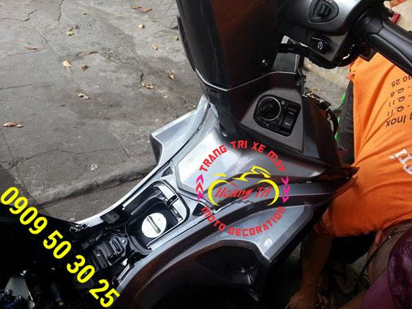 Khóa chống trộm thông minh Smartkey honda 4
