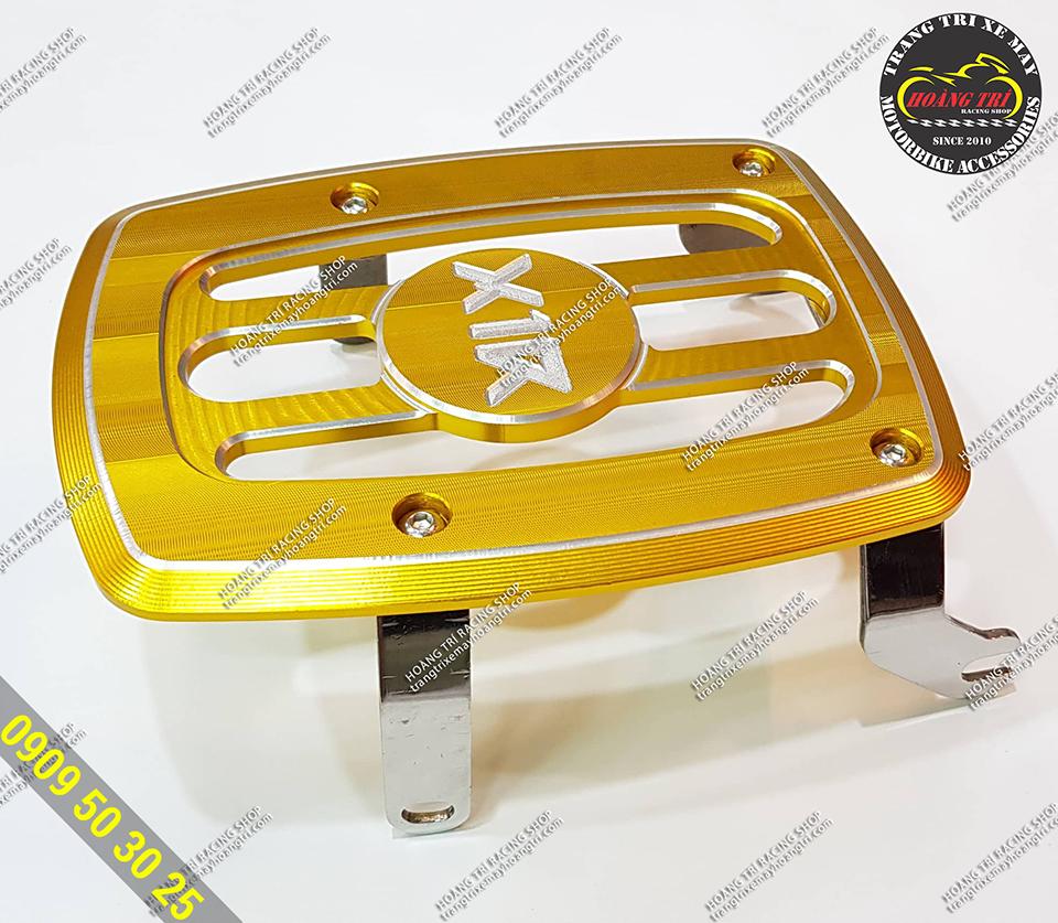 Baga sau Super cub màu vàng