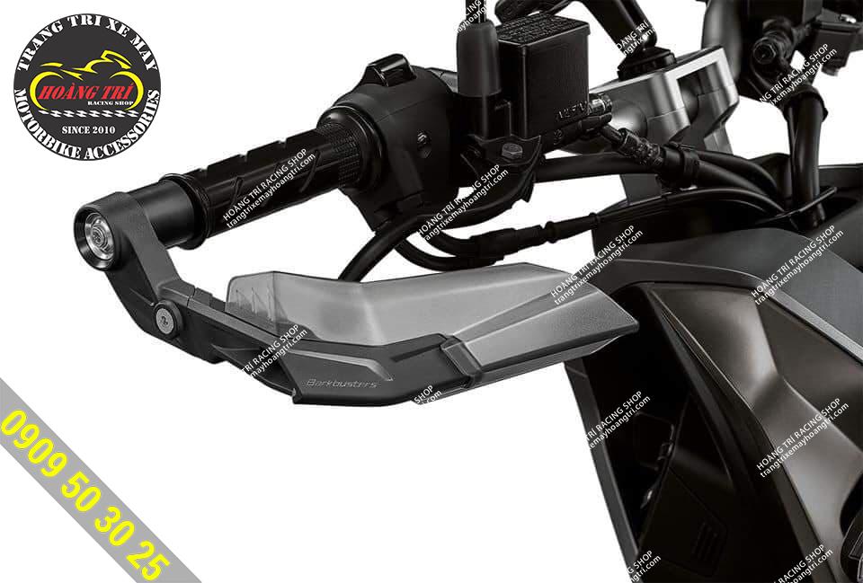 Sản phẩm đã được lắp đặt trên chiếc Honda ADV 150
