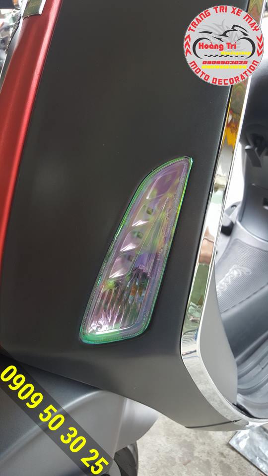 Keo dán có màu sắc 7 màu lấp lánh có chức năng trang trí