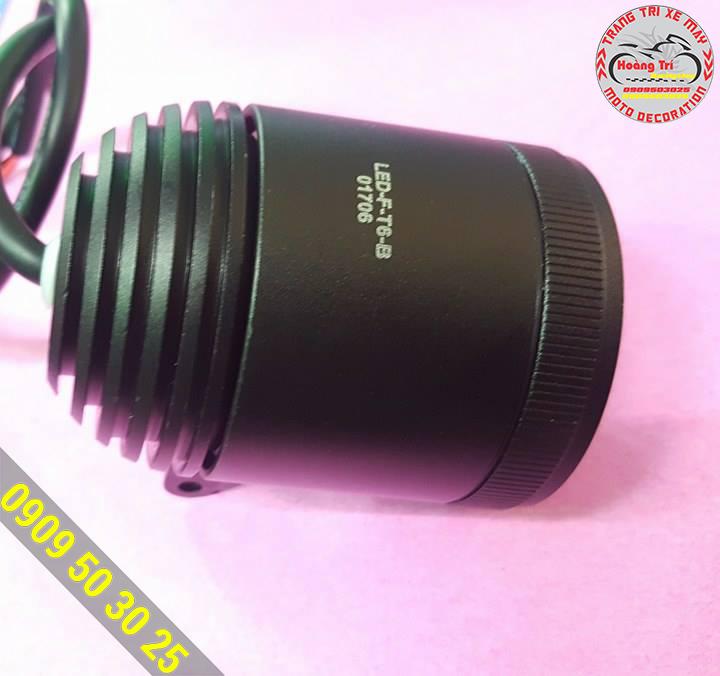 Nhãn hiệu của đèn led L4 Fake