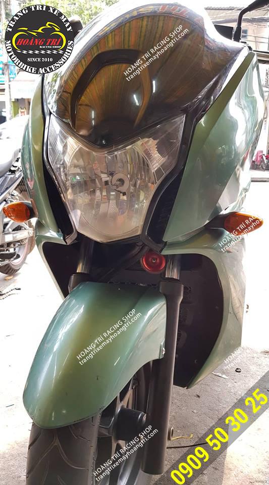 Đèn Pha Led XHP L9 gắn xe HONDA FAZE 250cc