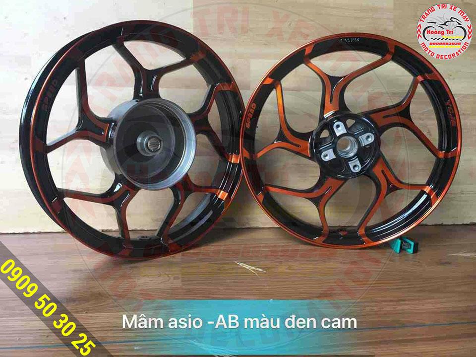 Mâm asio lắp đúng cho Airblade - Mâm asio lắp đúng xe Vision