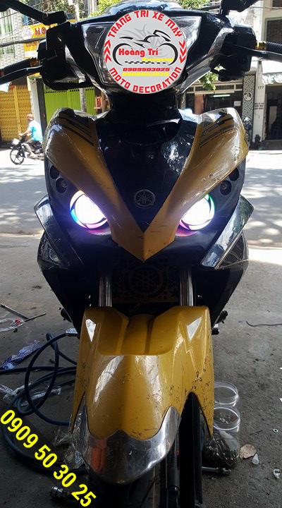 Đèn mắt cú lốc xoáy dành cho Exciter 135cc