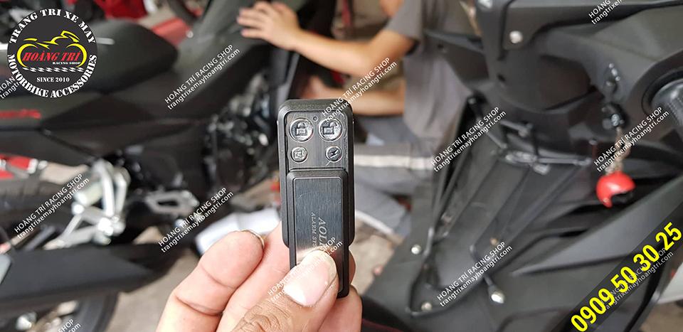 Khóa xe bảo vệ an toàn cho xế cưng khi kẻ trộm bẻ khóa