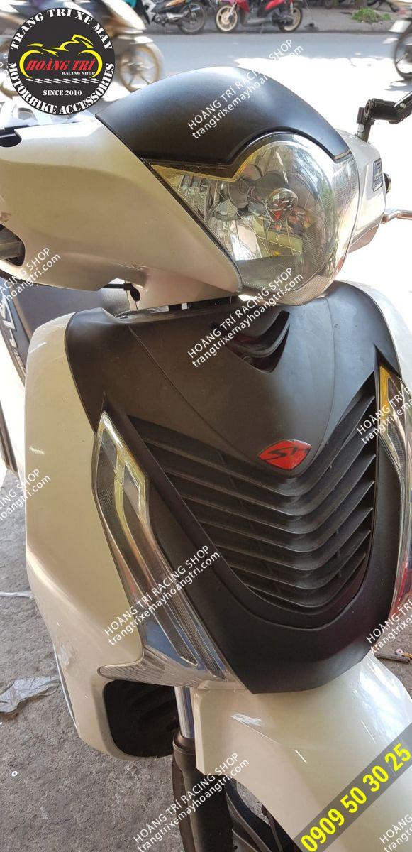 Hoàn thiện sản phẩm đèn pha XHP70 L9 cho SH 2012