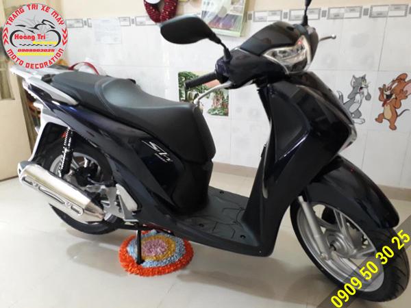 SH 2017 mẫu màu đen