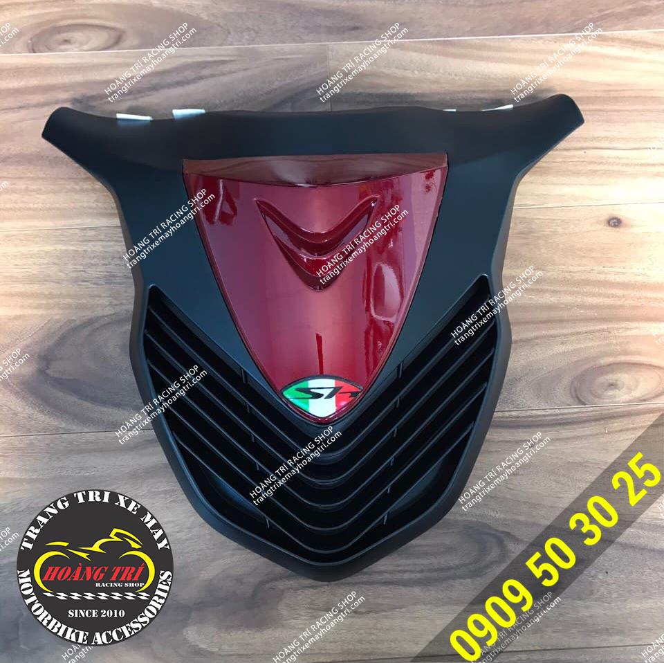 Mặt nạ Sh 2020 kiểu Sh Ý mẫu MTA màu đỏ