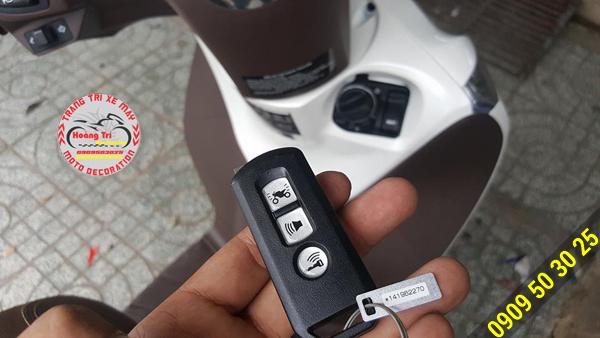 Điều khiển bằng remote hiện đại
