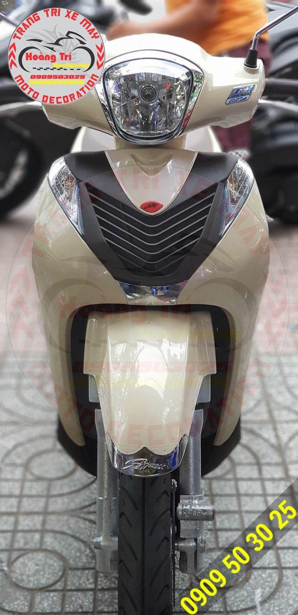 Phong cách đẳng cấp với mặt nạ SH Ý chế cho SH Mode