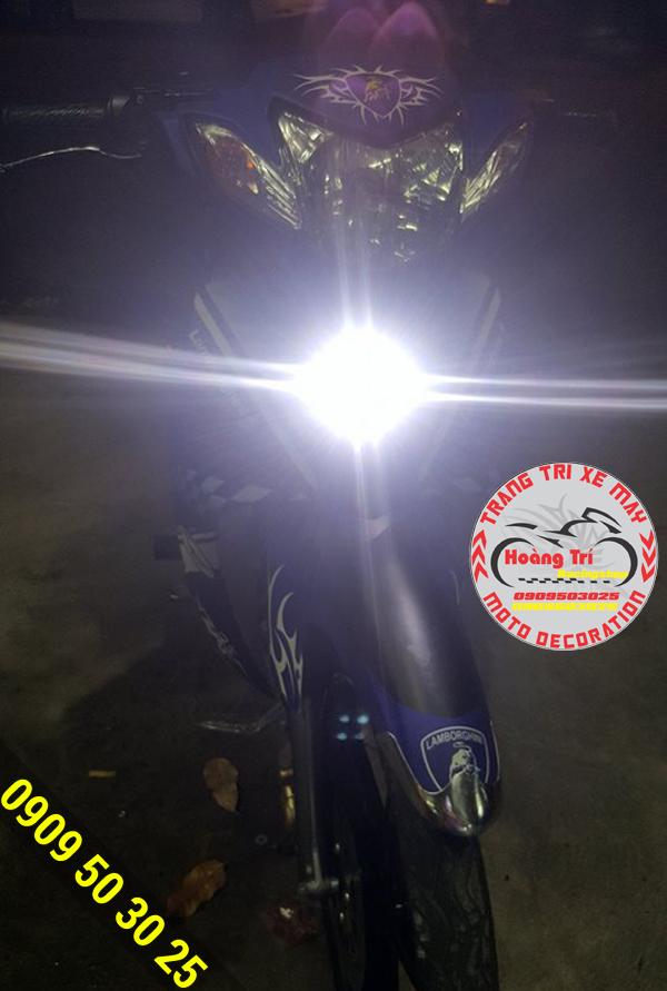 Test độ sáng đèn L4 - cực sáng và cực bền