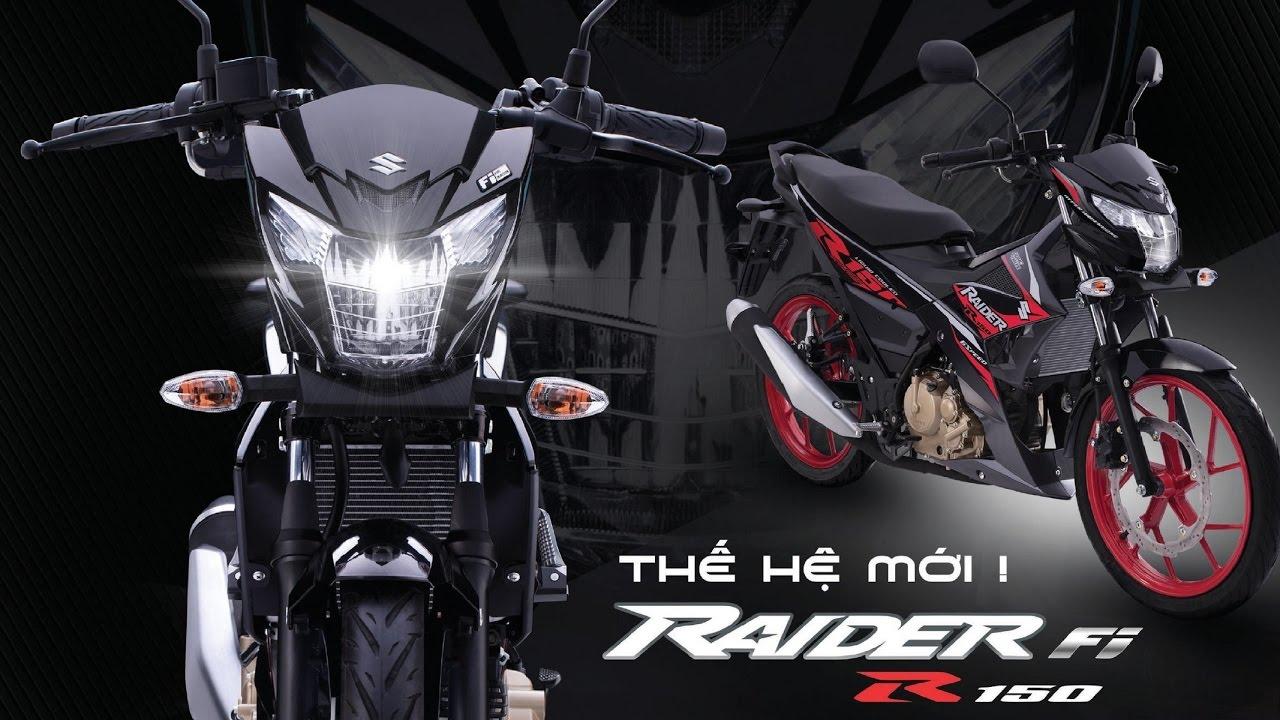 Triệu hồi 4443 chiếc Suzuki Raider Fi lỗi nguồn